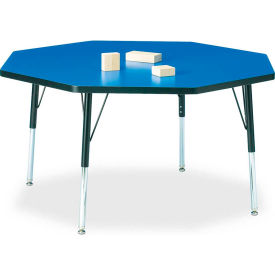 Octagon Shaped Child Height Activity Tables