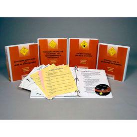 MARCOM HAZWOPER Series Safety Training CD/DVD