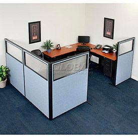 Interion® Standard Corner Room Dividers