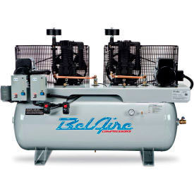 Duplex Air Compressors - 1 Phase