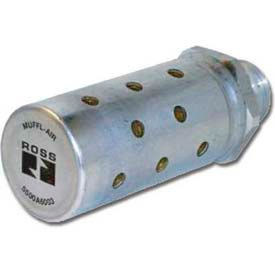ROSS® Silencers For Manual 3-Way Push Button, Selector Switch & Lockout Valves