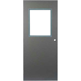 CECO Hollow Steel Half Glass Doors