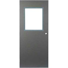 CECO Hollow Steel Half Glass Doors