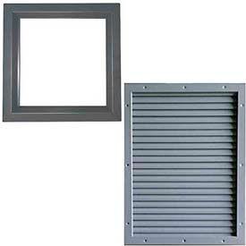 CECO Door Louver & Window Kits