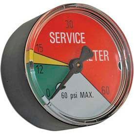 Dry Filter Indicator Gauge