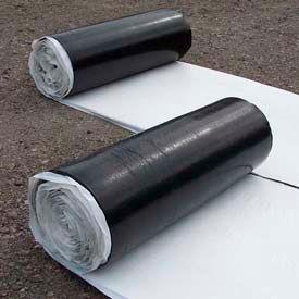 Underslab Concrete Insulation & Vapor Barrier