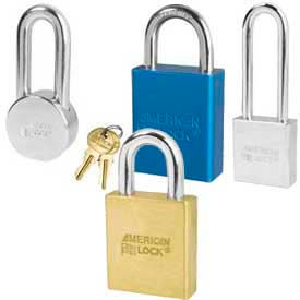 Interchangeable Core Padlocks, Without Cylinder