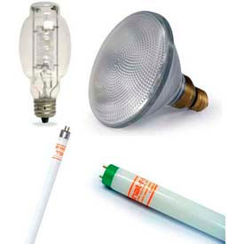 Safety-Coated HID Lamps