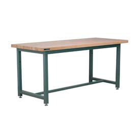 Stackbin 1000 Series Welded Tubular Leg Fixed Height Workbenches