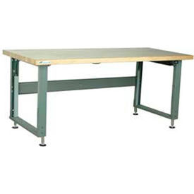 Stackbin 4000 Series Electric Lift Hydraulic Adjustable Height Workbenches