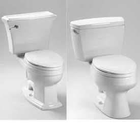 TOTO® Two Piece Toilets
