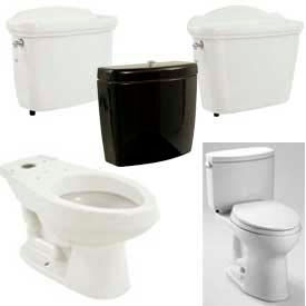 TOTO® Bowl & Tank Combinations