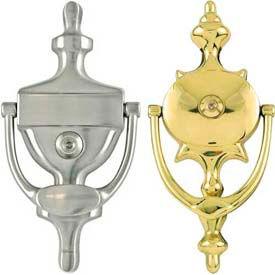 Solid Brass Door Knockers