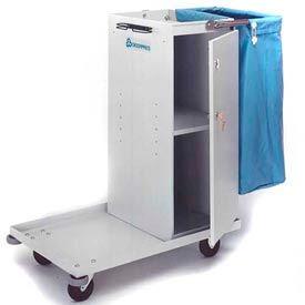 Geerpres® Metal Housekeeping Carts