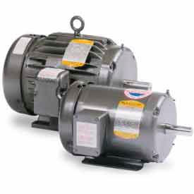 Baldor 3-Phase General Purpose Totally Enclosed Motors, 2HP & Up