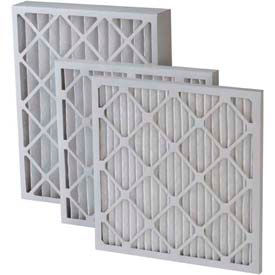 Filtration MFG MERV 8 Extended Surface Pleated Air Filters