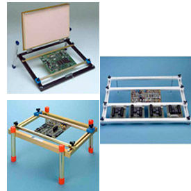 PCB Assembly Flip-Racks and Holders