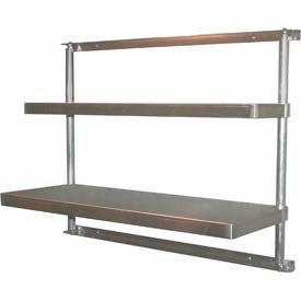 PVI - Aluminum Cantilever Shelving