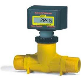 Blue-White Series Commercial Pool Digital Flowmeters