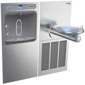 Elkay EZH20 Combination Water Bottle Refilling Stations & Surface Mount
