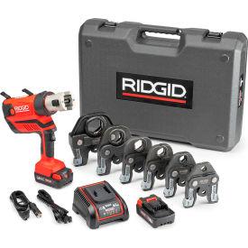 Ridgid RP 340 Battery Press Tool Kits