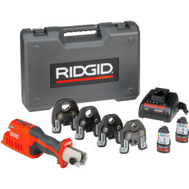Ridgid RP 200 Battery Press Tool Kits