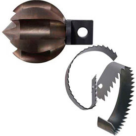 General Wire Pipe Cleaning Cutters, Blades & Accessories