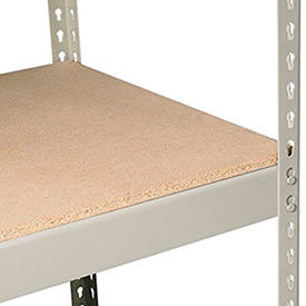 Particleboard Decking For Record Storage