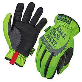 Mechanix High-Vis Wear FastFit Gloves