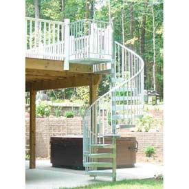 Spiral Staircase Kit (8'-0