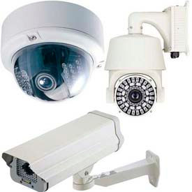 COP Security Cameras