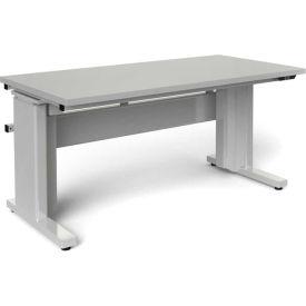 Ergonomic Adjustable Laboratory Work Benches