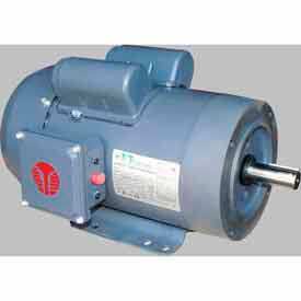 TechTop Single-Phase NEMA Rolled Steel Farm Duty Motors