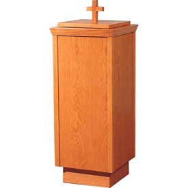 Imperial Woodworking Inc. Baptismal Font