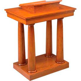 Imperial Woodworking Inc. Pulpits Without Wings