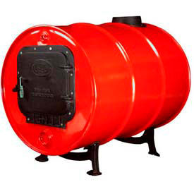 US Stove Barrel Camp Stove Kit
