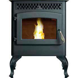 Pellet Multi-Fuel Stove Heaters