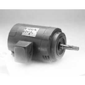 Marathon Motors Closed-Coupled Pump, DP, 3PH, 3600 RPM
