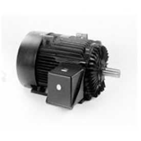 Marathon Motors Severe Duty Motor, Over 5 HP, Over 1200 RPM