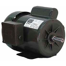 WEG 1-Ph Motors, Totally Enclosed & ODP