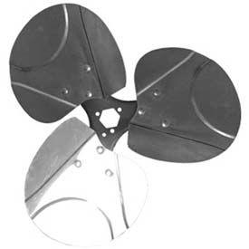 Three Wing Free Air Fan Blades