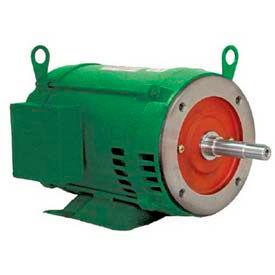 WEG Close-Coupled Pump Motors, Type JM, 10 HP and Up