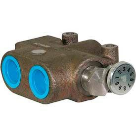 Hydraulic Motor Flow Control