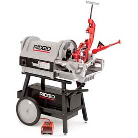 Ridgid® Threading Machines