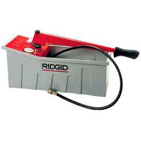 Ridgid® Pressure Test Pump