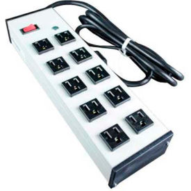 Wiremold Workstation Series Power Supply Strips