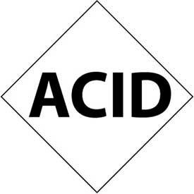 Hazardous Materials Systems Labels