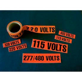 Ansi Voltage Markers
