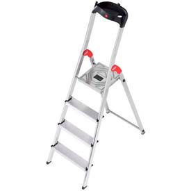 Hailo Aluminum Folding Step Ladders