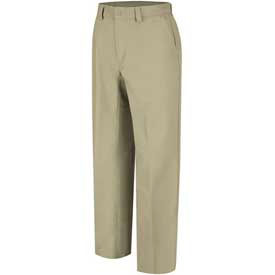 Wrangler® Canvas Plain Front Work Pants